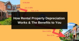 How Rental Property Depreciation Works & The Benefits to You
