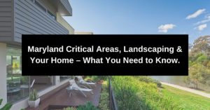 critial areas in maryland and what you need to know about landscaping and your home