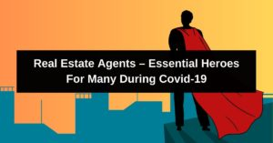 Real Estate Agents Heroes