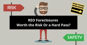 Are REO Foreclosures Good or No