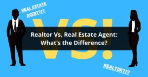 what is the difference between realtors and agents